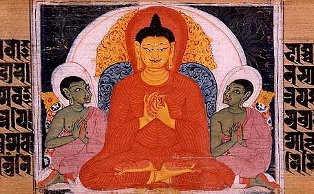 Astasahasrika_Prajnaparamita_Dharmacakra_Discourse