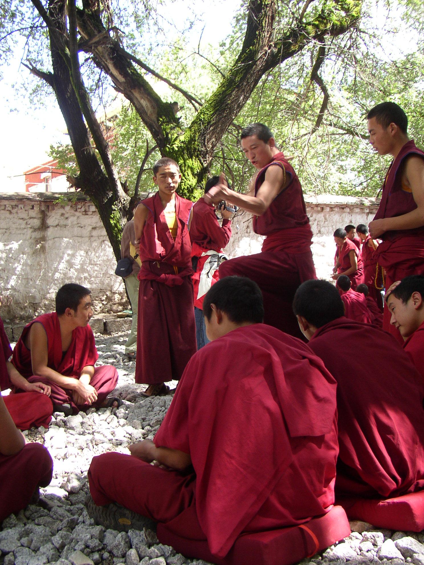Debating_Monks